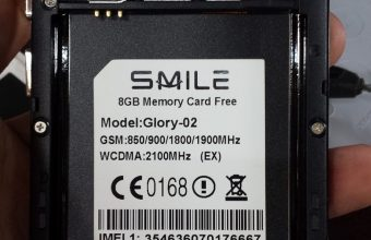SMILE Glory-02 Flash File Stock Rom Firmware Update