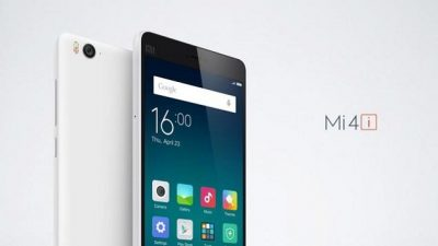 Xiaomi Mi 4i Flash File Stock Rom Firmware