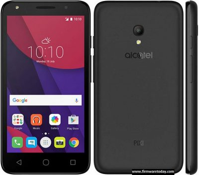 Alcatel PiXi4 Flash File Stock Rom Firmware (MT6580)