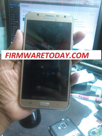 SAMSUNG SM-J700H MTK6589/6583 FLASH FILE 6.0 STOCK ROM FIRMWARE