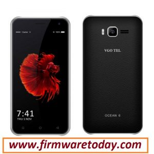 VGOTEL OCEAN 6 flash file stock room 6.0 firmware