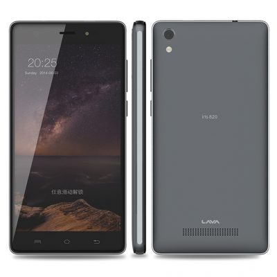 Lava iris 820 Firmware 6.0 flash file stock Rom