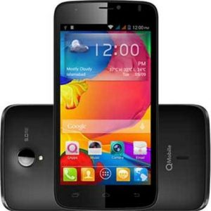 QMobile X250 flash file stock ROM firmware