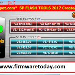 Smartphone Flash Tool Update Setup Download Procedure