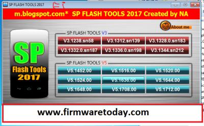 Smartphone Flash Tool Update Setup Download Procedure