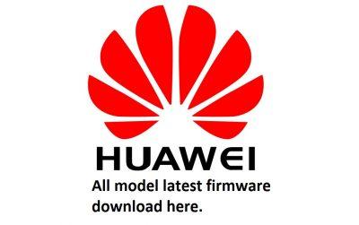 Huawei flash tool firmware stock rom download file