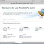 Alcatel PC suite download smart latest version free