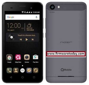 Q mobile i6 Metal one v2 flash file firmware stock ROM