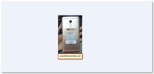 Xiaomi Redmi Note 4 /2016101 flash file firmware Stock Rom