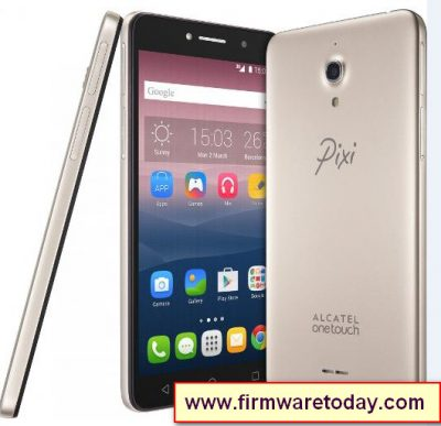 Alcatel one touch Pop up 6044D flash firmware