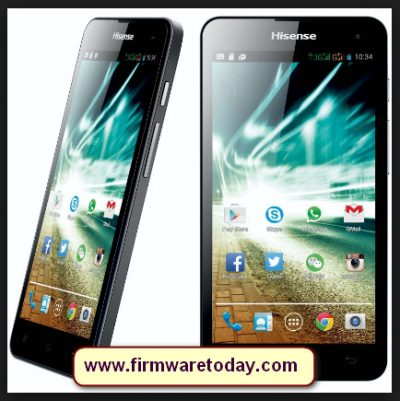 Hisense HS-U971 flash file stock Rom firmware