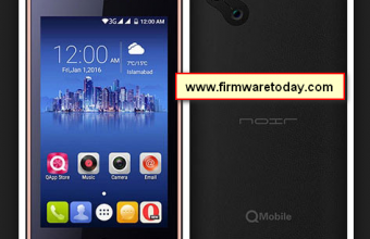 Qmobile X32 V2 MT6580 flash file 6.0 firmware stock Rom