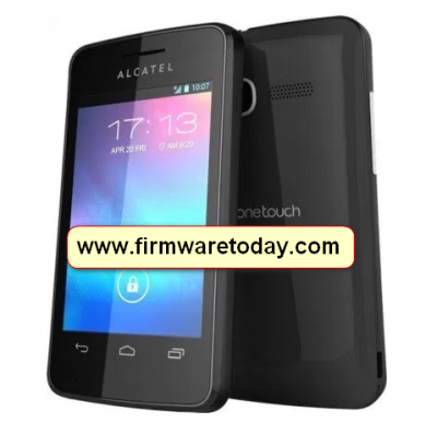 Alcatel One Touch Pixi 4007X flash file firmware stock Rom