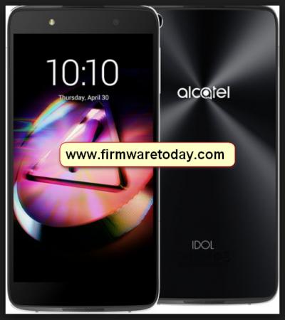 Alcatel Idol 4 6055K Flash File 6.0.1 Marshmallow Firmware