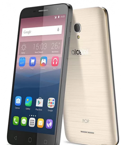 Alcatel POP 4+5056D flash file firmware 6.0 stock Rom