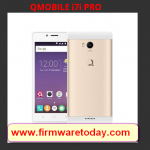 Qmobile i7i Pro Sp7731 firmware flash file stock Rom