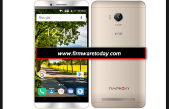 Symphony V42 flash file stock Rom firmware 100% Tested