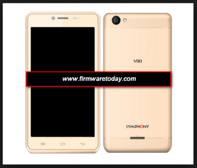 Symphony V90 flash file stock Rom firmware