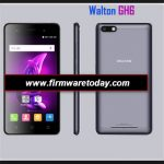 Walton Primo GH6 flash file firmware Rom