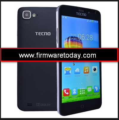 Flash File Tecno C7