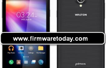 Walton Primo F6 flash file firmware Rom