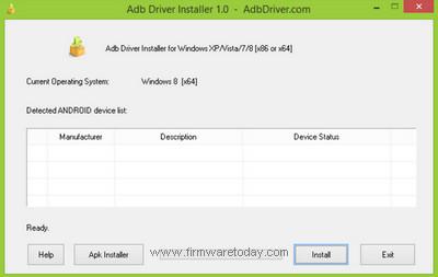 Xiaomi ADB driver