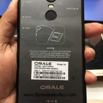 Orale x2 flash file Free firmware Rom