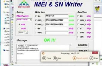 SN write tool Latest version 2018