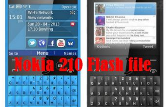 Nokia 210 Flash file download (RM-924) latest V6.09 version