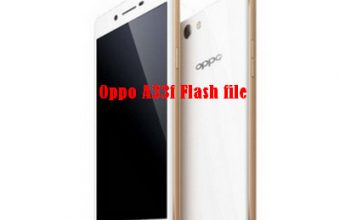 Oppo A33f Flash file Hard Reset Firmware flash tool