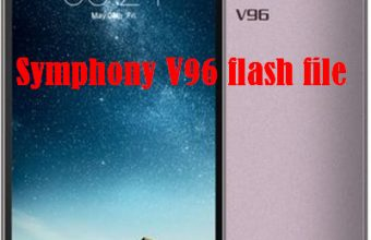 Symphony V96 flash file Free All version update firmware