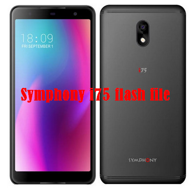 Symphony i75 flash file