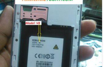 V8 Flash file Free (Bin file MT6572 ) firmware stock Rom