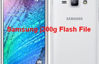 Samsung j200g Flash File All version firmware Download