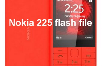 Nokia 225 flash file RM-1011 V30.06.11 updated firmware