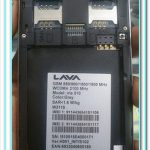 Lava Iris 510 firmware latest version free download